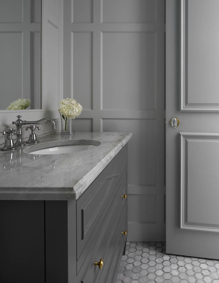 Bath & Powder Rooms – jenkins interiors