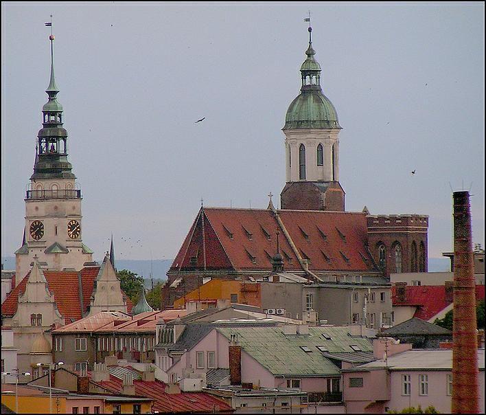 Opava (Czech Silesia), Czechia