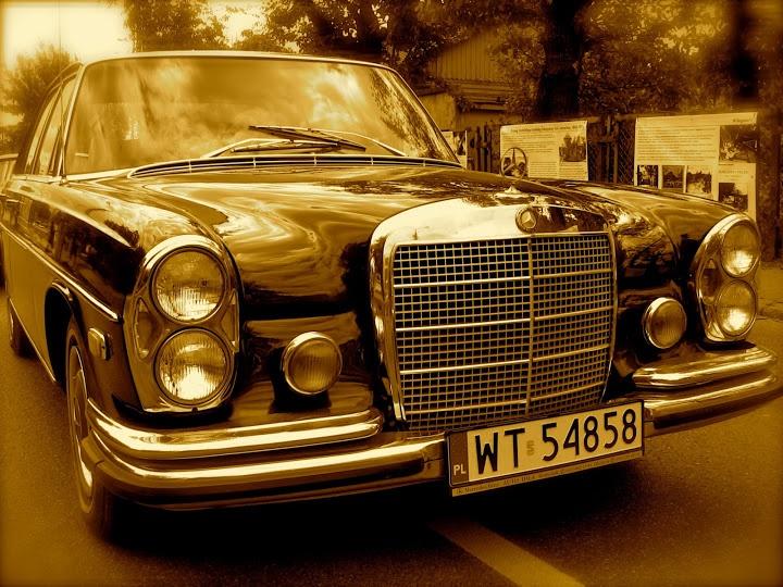 Mercedes - Falenica - Poland