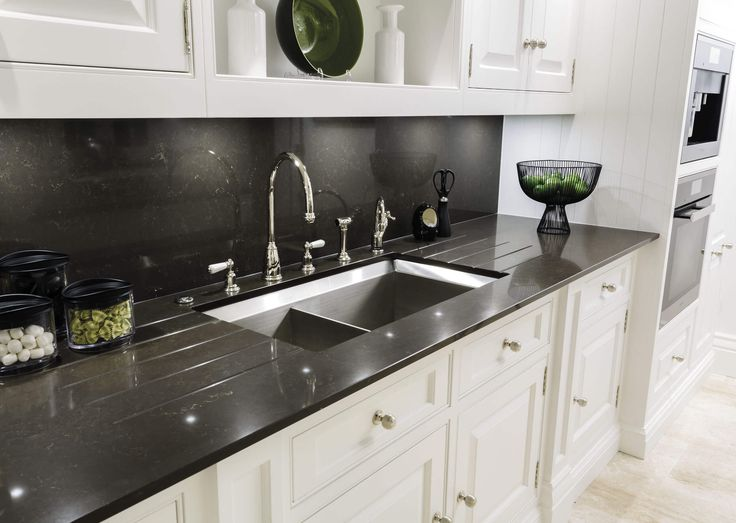 Classic Black And White Kitchen best 25+ classic white kitchen ideas on pinterest | wood floor