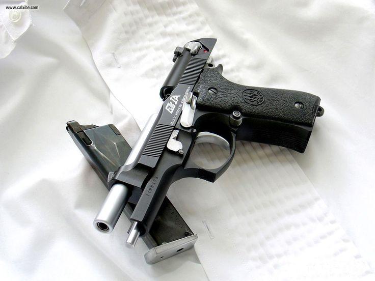 Miscellaneous: Customized Beretta, picture nr. 24471