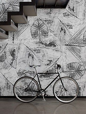 TRACES / Designer Christian Benini / carta da parati Wall&Decò #wallpapaer #art