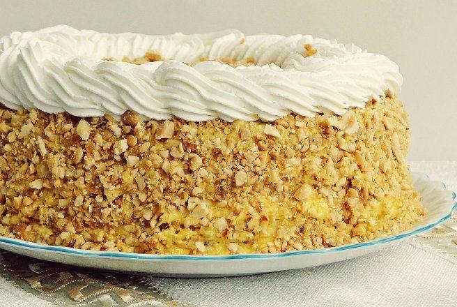 Retete Culinare - Tort Egiptean