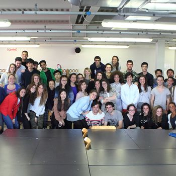 Students of Politecnico of Milan