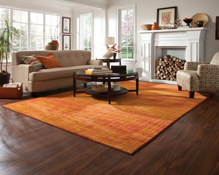 Superb PANTONE UNIVERSE Expressions 5998O Orange Rug | Contemporary Rugs. Orange  RugsLiving Room ... Part 13