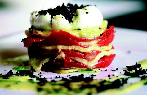 Restaurante Negro -Rojo / Grupo Tragaluz / Barcelona #negro #rojo #negrorojo #grupotragaluz #barcelona