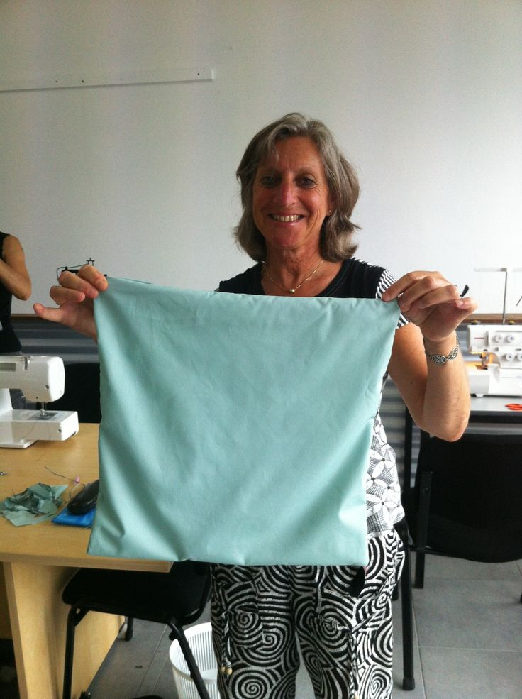 Learn to sew! Beginners' Cushion Cover class
