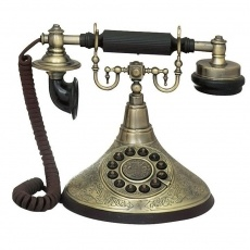 Vintage... love this phone. Beautiful design.
