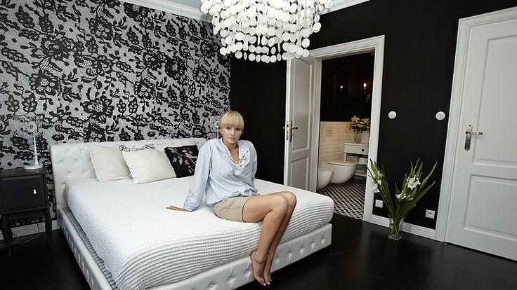 Blog wnętrzarski - design, nowoczesne projekty wnętrz: Domo+ program Dach nad Gwiazdami dom prowadzącej Doroty Szelągowskiej