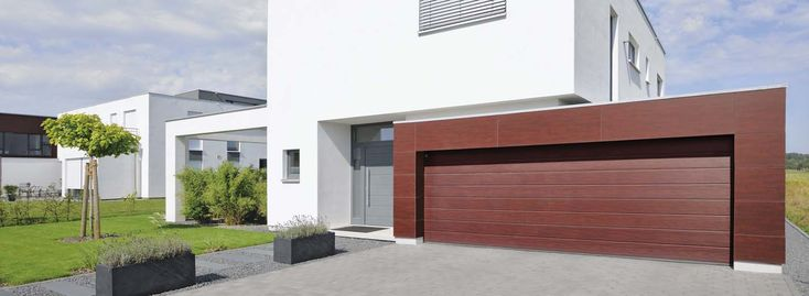 Hormann sekcionálne garážové brány: aké sú ich výhody?   HÖRMANN Partner