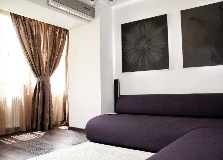 Un apartament eclectic cu canapeaua Lava | Aurelia Filip – Design Savvy