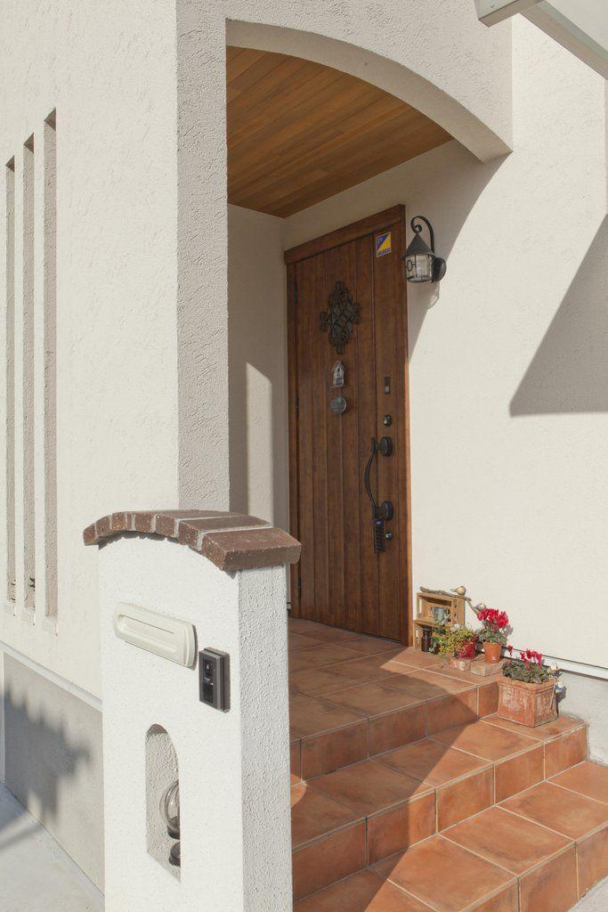 「可愛く暮らす フレンチカントリースタイルの家」