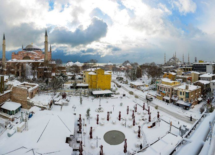 Sultnahamet - Neighbourhoods of Istanbul Turkey