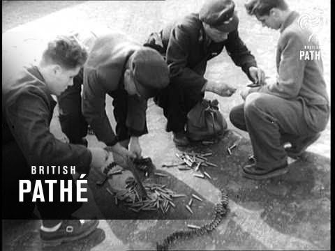 Hungarian Tragedy (1956) - YouTube