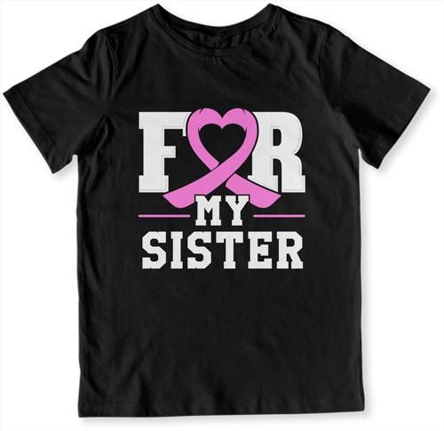 Breast Cancer - For My Sister – Teepinch