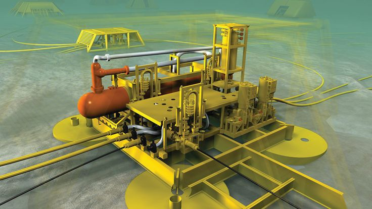 Transvac Subsea Ejector Installed on Marlim