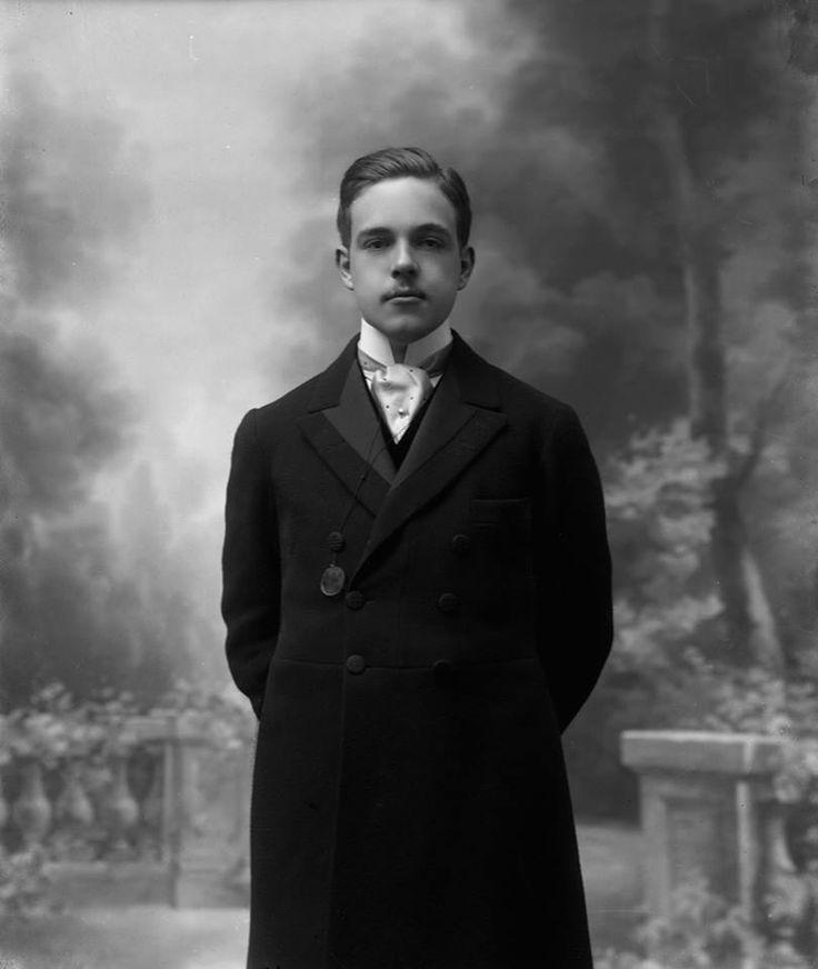 Rei D.Manuel II em 1909