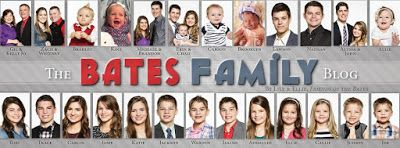 Bates Family Blog: Bates Family Updates and Pictures Gil and Kelly Bates Bringing Up Bates UP TV: May 2017