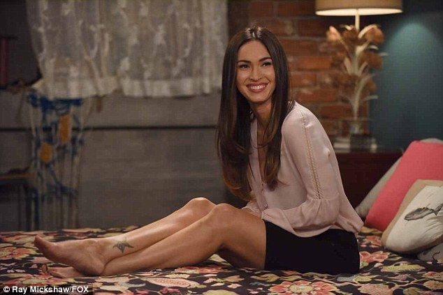 Watch out! Megan Fox begins a four-episode stint on FOX's New Girl starting Tuesday, February 9