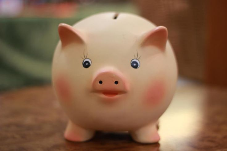 Spargris; Piggy bank