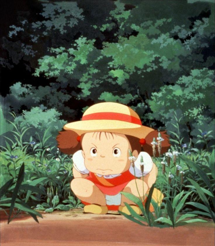 My neighbor Totoro | Mei - My Neighbor Totoro Photo (33302167) - Fanpop fanclubs