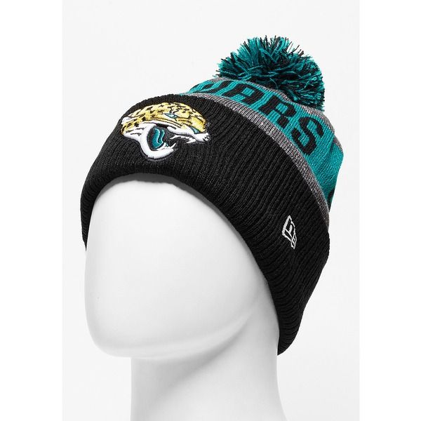 best cheap 3e185 07791 ... where to buy new era beanie sideline bobble knit nfl jacksonville  jaguars official 1e131 fb9b2