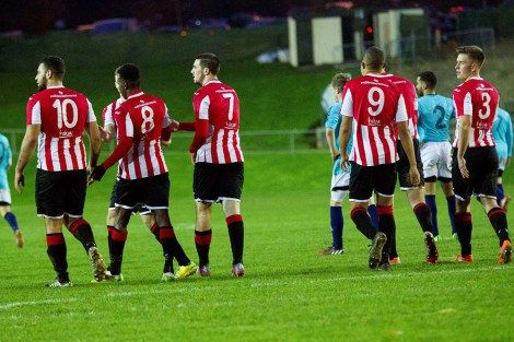 Guildford City 1 – 3 Ashford Town: Match Report