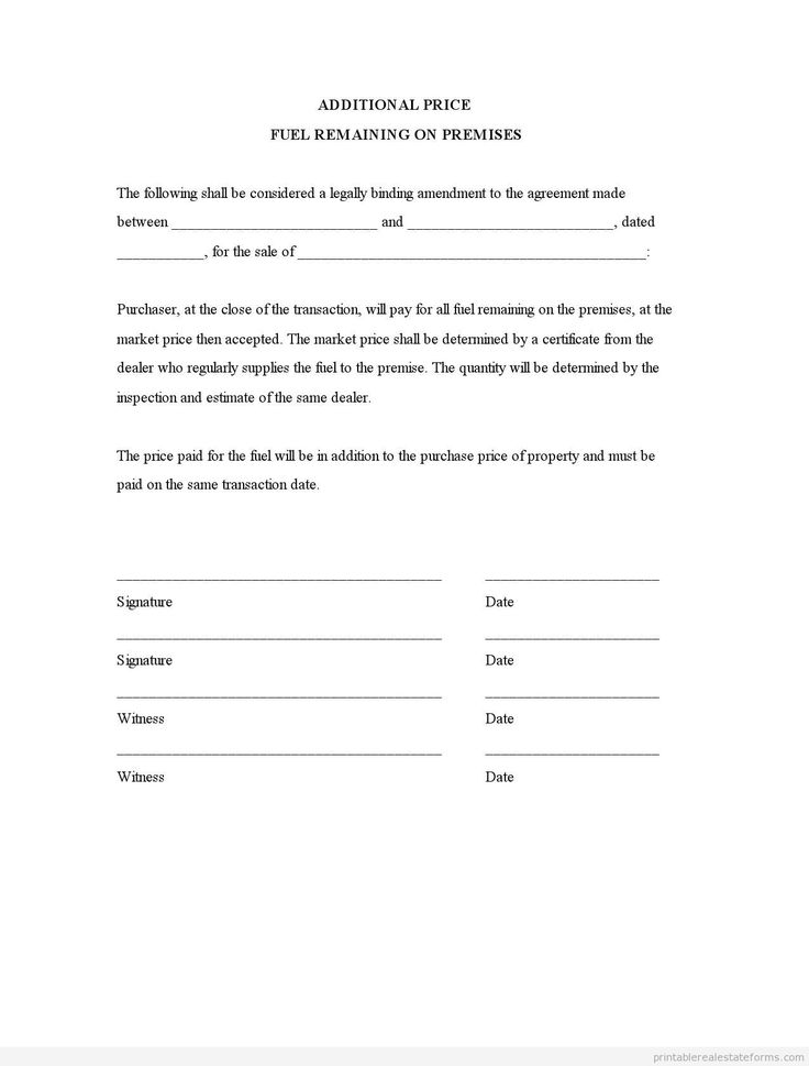 103 best Property Tax Forms images on Pinterest Free printable - generic lease template