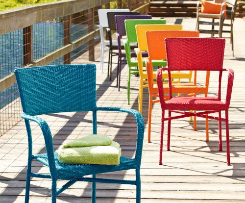 Cure Cabin Fever Shop Pier 1 Outdoor Furniture Stacking Chairs Ideas For The House