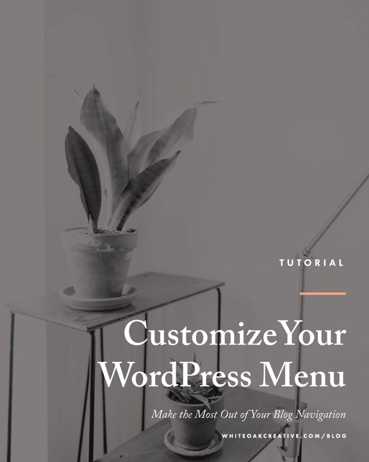 Customize Your WordPress Menu, How to add links, categories, widgets, and pages to your WordPress Menu, blogging tips, blog tutorial, wordpress tips
