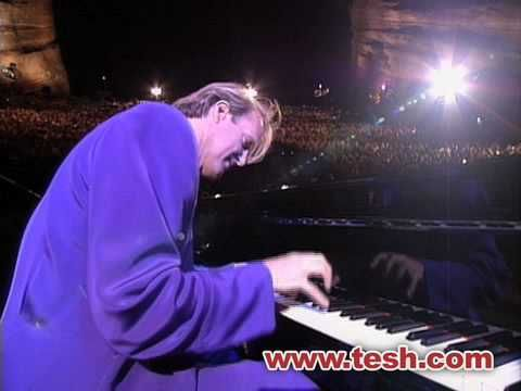"""John Tesh • """"In A Child's Eyes"""" (written for his daughter).  Performed Live at Red Rocks - 1995"""