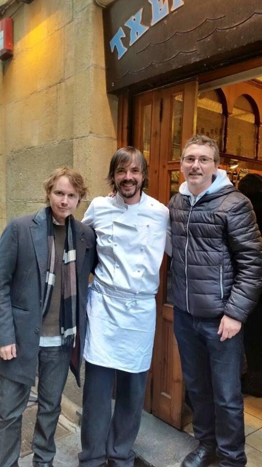 #GrantAchatz #AndoniAduriz #Mugaritz #alinea #chefs #michelinstars #txepetxa #basquecountry #gastronomy #estrellasmichelin