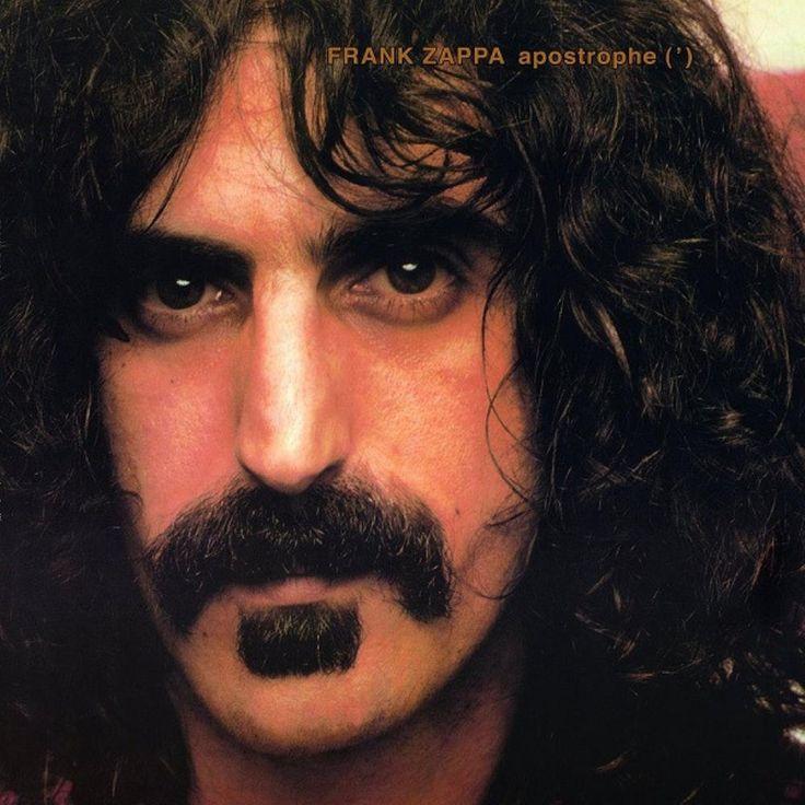 Frank ZappaApostrophe (') album cover