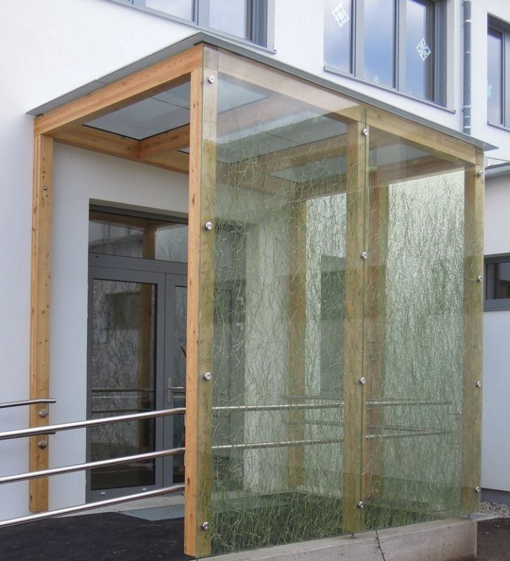 Laminated safety glass elements according to specification