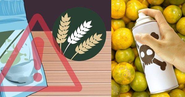 10 pokarmów produkowanych w Chinach, które są wypełnione plastikiem, pestycydami i chemikaliami powodującymi raka.