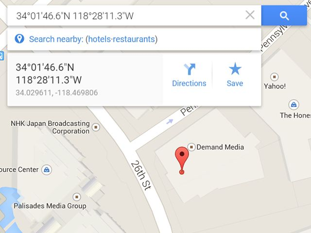 How to Enter GPS Coordinates in Google Maps (with Pictures)