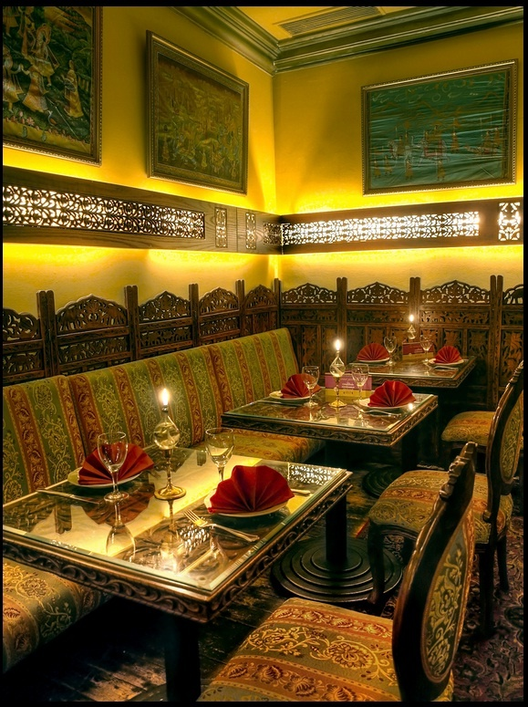 zala indian restaurant in hamburg lovely places pinterest hamburg restaurants and. Black Bedroom Furniture Sets. Home Design Ideas