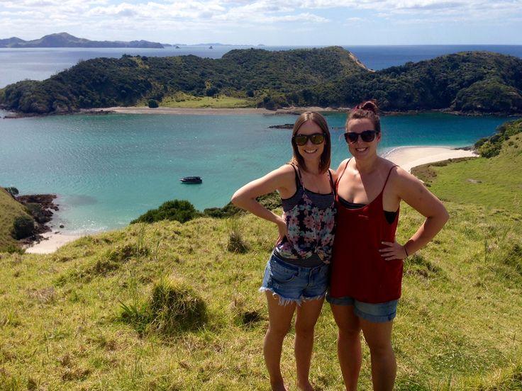 Bay of Islands exploring