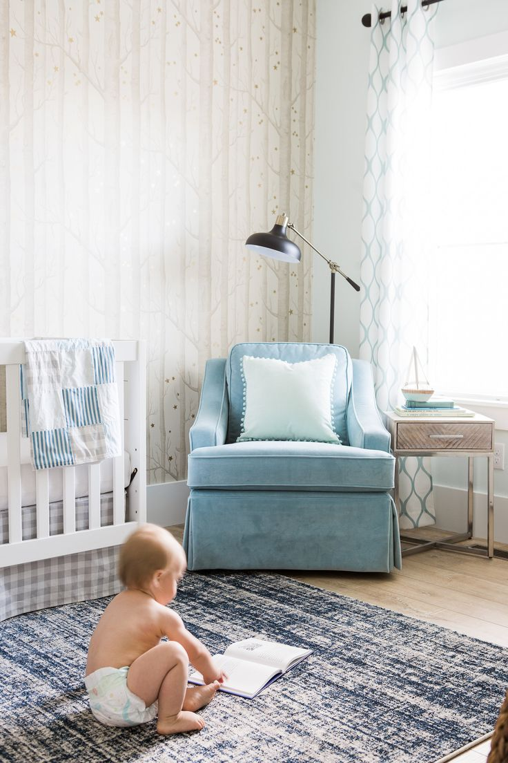 In the Nursery with Design Loves Detail