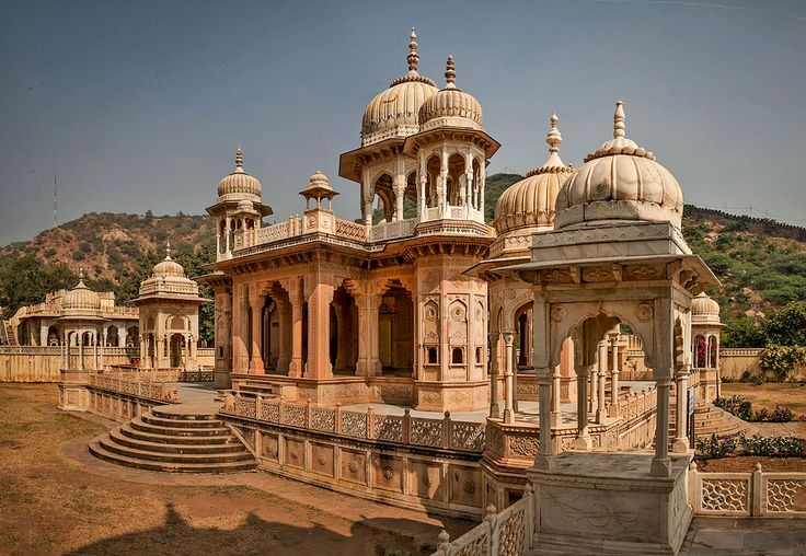 Kings memorials, Jaipur