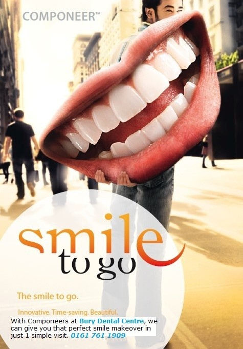 Smile to go at Bury Dental Centre
