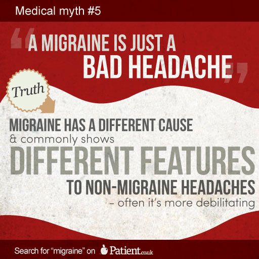 how to kill a migraine