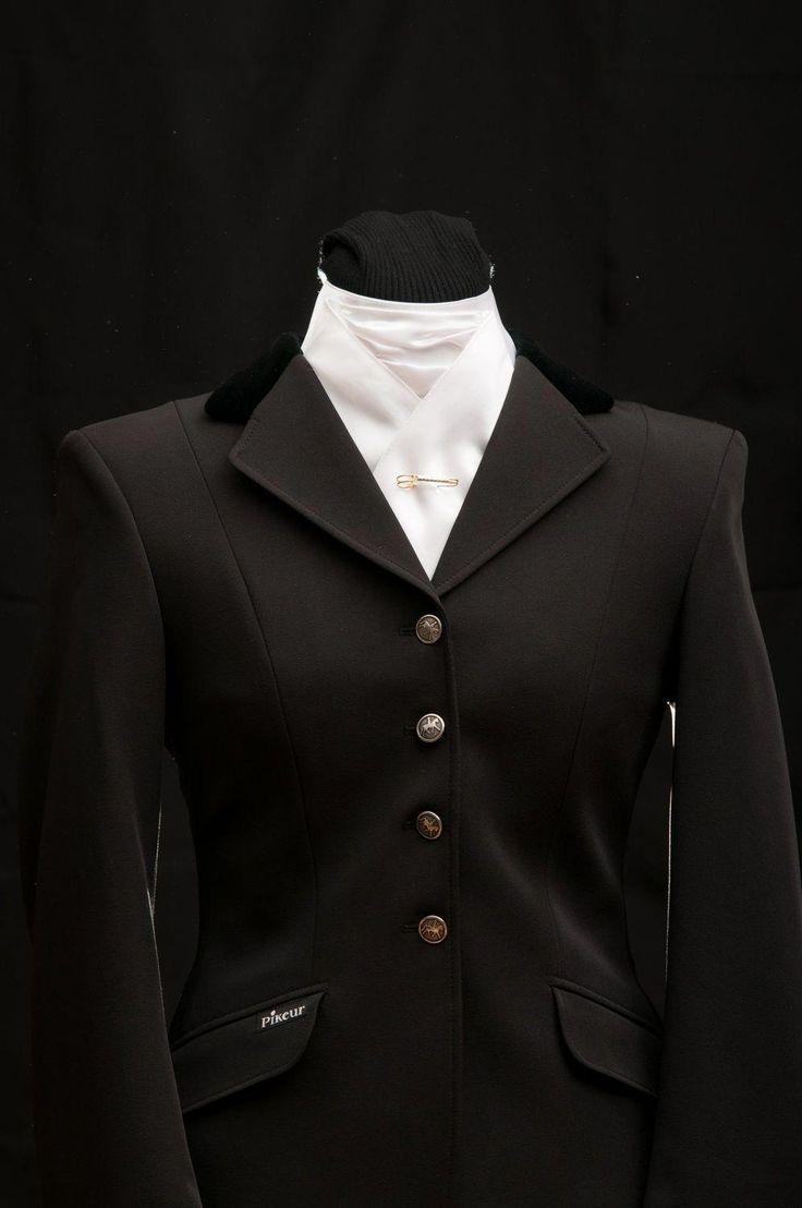 Dressage Stock Tie From Svlux Equestrian Sportswear Equestrianideas Equestrian