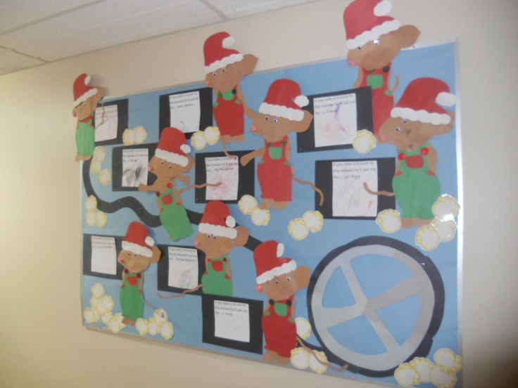 Bulletin board ideas 10 handpicked ideas to discover in for Christmas craft ideas for 6 year olds