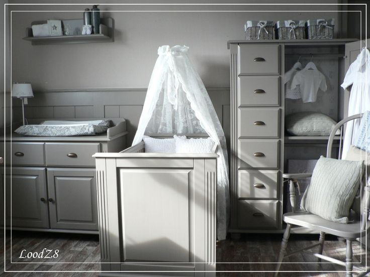 37 best images about loodz8 on pinterest beautiful taupe and brocante - Kinderkamer taupe ...
