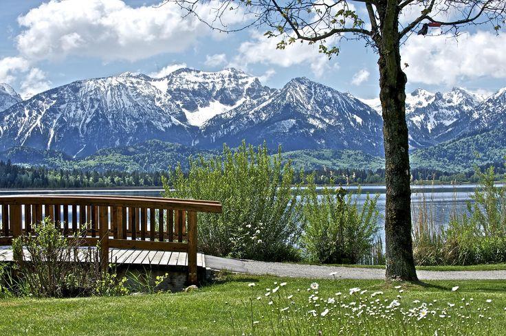 Hopfensee, Hopfen am See, Bavaria, Germany by Franz Fotografer on 500px