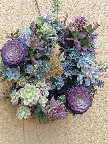 """Wreath"" WREATH DONE RIGHT."