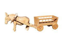 burro con carrito