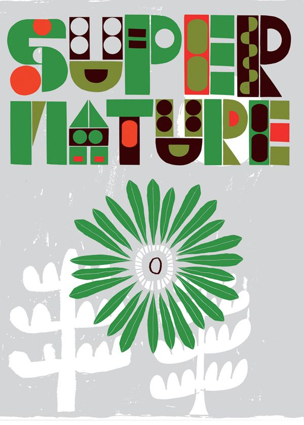 Super Nature for Idee, Japan by Neasden Control Centre