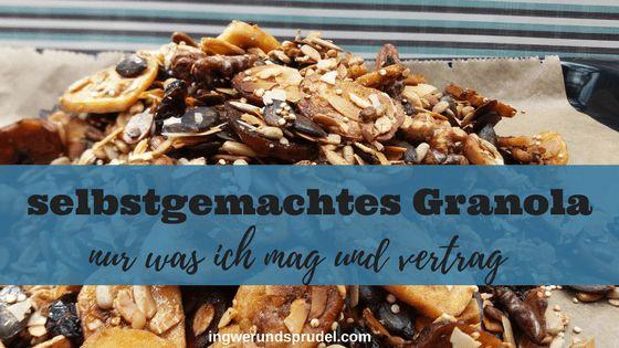 Granola - mein Frühstücksheld